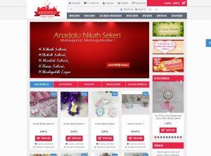 Anadolu Nikah Şekeri